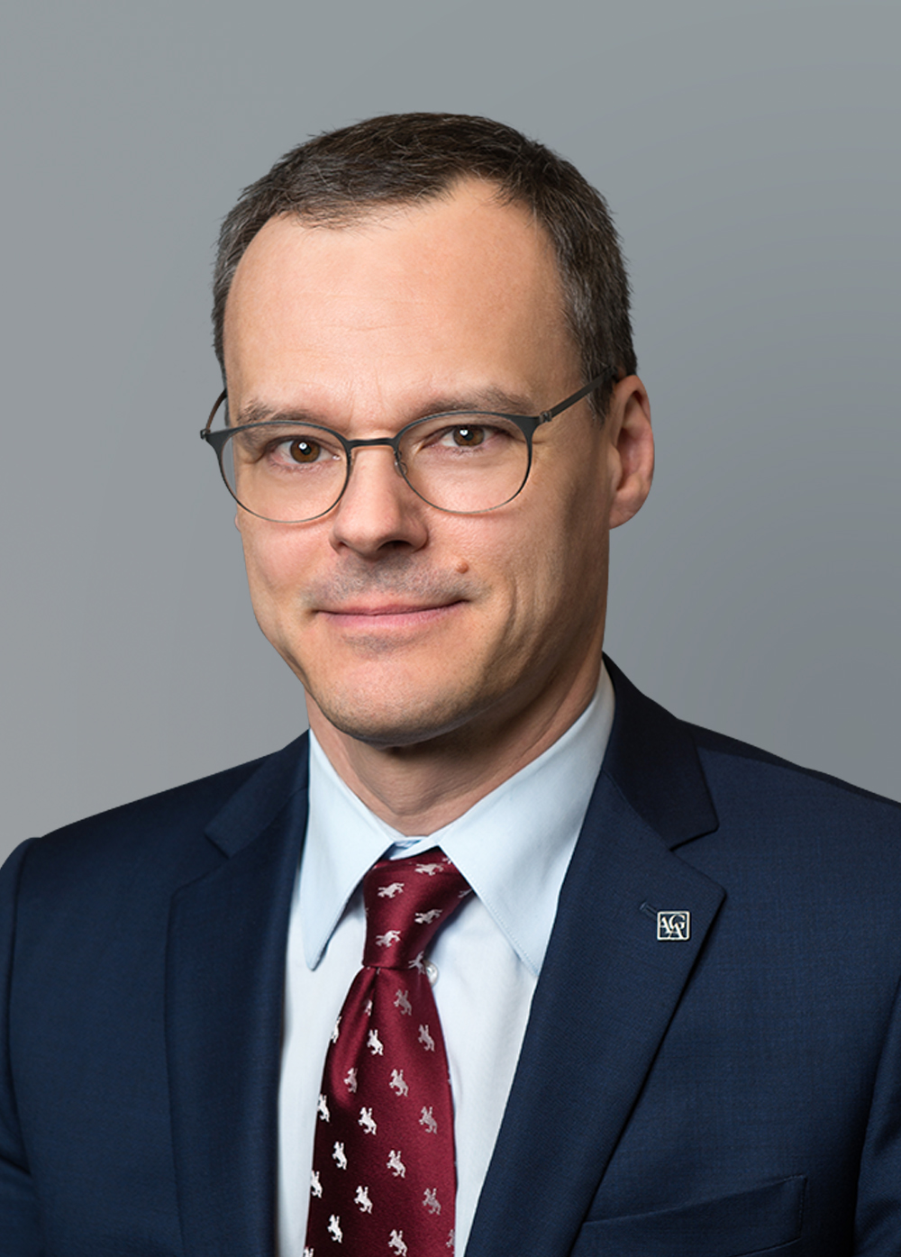 Martin Papillon, FSC, FICA, MBA